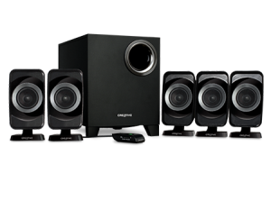 Creative  Inspire T6160 5.1 Home Theater Speaker System  photo