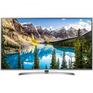 LG 43 inch HDR 4K UHD Smart IPS LED TV 43UK6400PVC photo