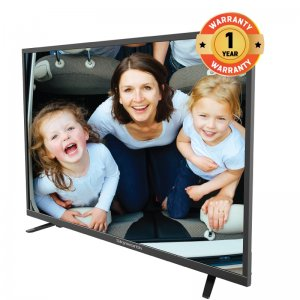 SKYWORTH 24 Inch DIGITAL 24E200 HD LED TV - Black photo