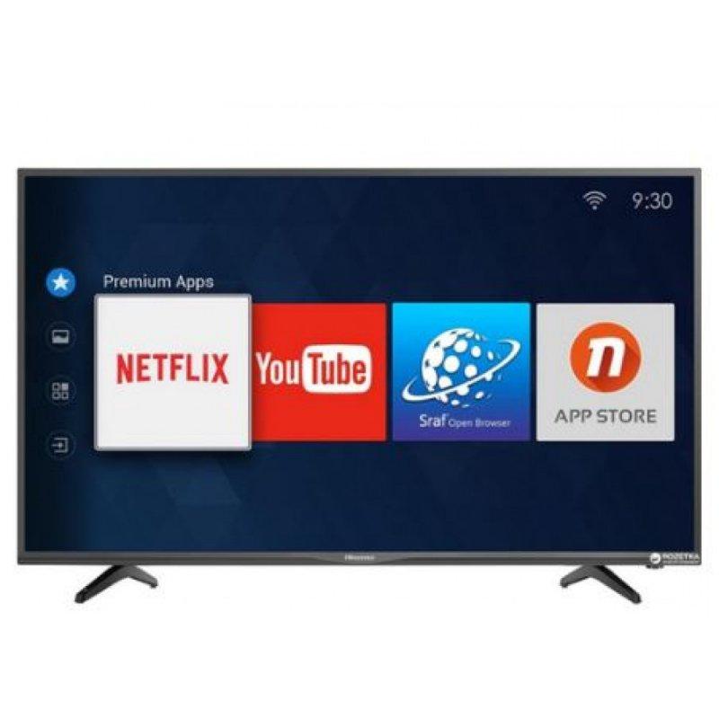Hisense 32 inch Smart + Digital tv 32A5601HW