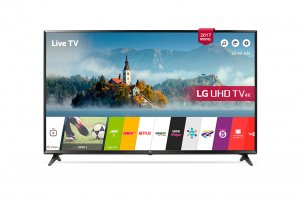 LG 60 inch HDR UHD Smart IPS LED TV 60UJ630V  Free Delivery photo