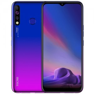 "Tecno Camon 12  6.52"" inch - 4GB RAM - 64GB ROM - 16MP + 8MP + 2MP Triple Camera - 4G - 4000mAh photo"