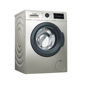 Bosch WAJ2018SKE Front Load Washing Machine 8KG - Silver photo