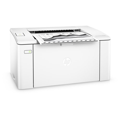 HP LaserJet Pro M102w Monochrome Laser Printer  By HP