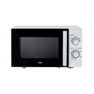MIKA Microwave Oven, 20L, White - MMW2011/W photo