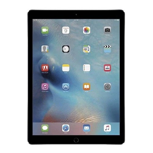 "Apple IPad Pro 9.7 (2016) Tablet: 9.7"" Inch - 2GB RAM - 128GB ROM - 12MP Camera - 4G LTE - 7306 MAh Battery By Apple"