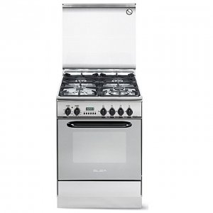 4 GAS STAINLESS STEEL ELBA COOKER- EB/215 photo