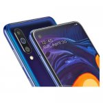 "Samsung Galaxy A60 (A606F)   6.3"" inch - 6GB RAM - 128GB ROM - 32MP+8MP+5MP Camera - 4G - 3500 mAh Battery By Samsung"
