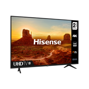 65A7120FS Hisense 65 Inch 4K UHD Frameless Smart LED TV With Bluetooth(2020 Model) photo