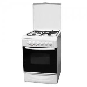 3G+1E 60X60 WHITE COOKER 6034- RF/186 photo