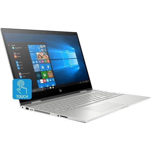 "HP ENVY x360 - 15m-dr0011dx 15.6"" FHD IPS anti-glare Touch Screen Intel Core i5-8265U 8GB RAM 256GB ROM SSD Fingerprint Windows 10 Home By HP"