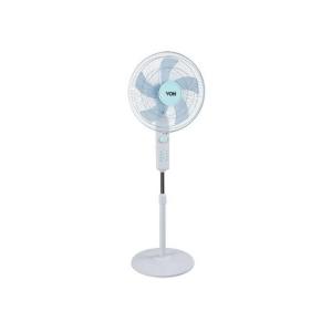 "Von VSNJ6620L 16"" Floor Standing Fan - White photo"