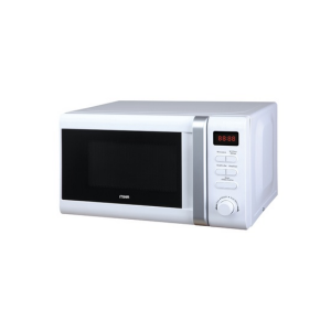 MIKA Microwave Oven, 20L, Digital Control Panel, White - MMW2051D/W photo