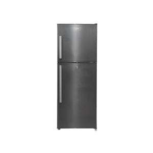 MIKA No Frost Refrigerator, 200L, Double Door, Dark Matt Stainless Steel MRNF225XDM photo