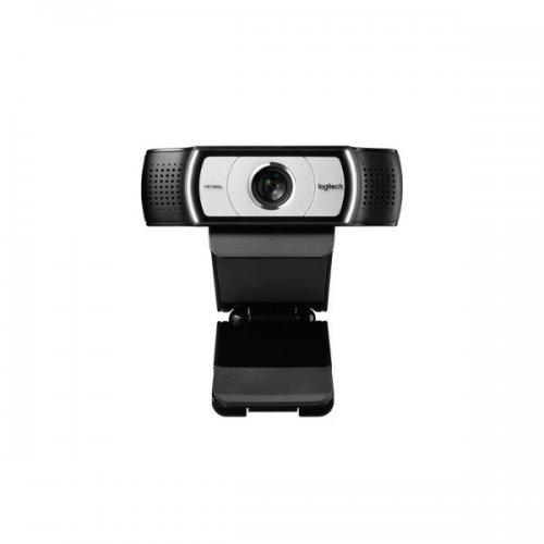 Logitech C930E BUSINESS WEBCAM + 1080p + Wide Field Of View & Digital Zoom By Logitech