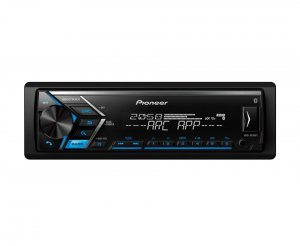 Pioneer MVH-S305BT Bluetooth/iPhone/Aux Media Player Car Stereo kenya photo