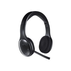 Logitech Wireless With Bluetooth Headset H800  photo