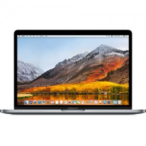 "Apple 13.3"" MacBook Pro with Touch Bar 8/256 MR9Q2 (Mid 2018, Space Gray photo"