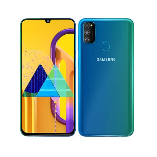 Samsung Galaxy M30s 64GB Dual Sim Phone -6.4 Inch 4GB RAM 64GB ROM Main Cam(48MP+8MP+5MP) 16MP Selfie Cam 6000 MAh Battery By Samsung