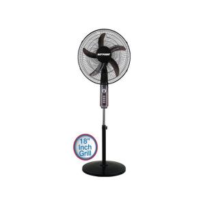 "Von HFS861B/VSNC8621K 18"" Floor Standing Fan - Black photo"