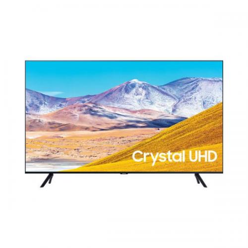 UA55TU8000U -  55 Inch SAMSUNG  4K SMART Crystal UHD TV (55TU8000)2020 Model By Samsung
