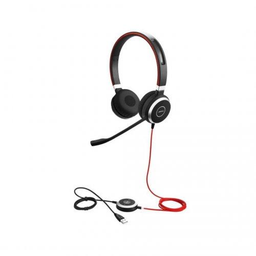 Jabra EVOLVE 80 MS Stereo Headset By Jabra