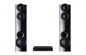 LG LHD675 4.2 CH DVD Home Theater System photo