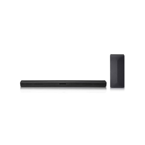 LG SK4D 2.1 Channel 300W Sound Bar with Wireless Subwoofer and Bluetooth® Connectivity By LG