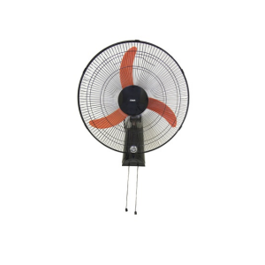 "MIKA Wall Fan, 18"", Orange & Black - MFW181/OB photo"