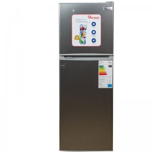 168 LITERS 2 DOOR DIRECT COOL FRIDGE, TITAN- RF/264 photo