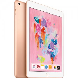 APPLE iPad (2018) 9.7-inch 128GB 4G LTE Tablet - Silver, Gold, Space Gray photo