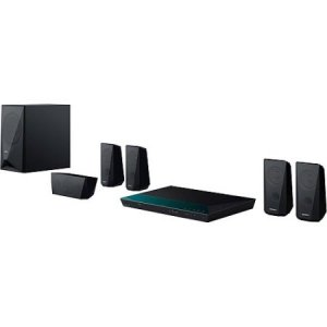 Sony BDV-E2100 5.1 Channel 1000W 3D Blu-ray Home Theater System with Built-in Wi-Fi photo