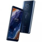 "Nokia 9 PureView 5.99"" inch - 6GB RAM - 128GB ROM - 12MP(x5) Camera - 4G - 3320 mAh Battery By Nokia"