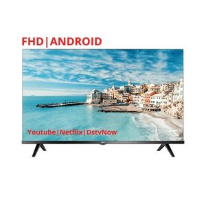43S68A TCL 43 Inch Android Smart FULL HD LED TV - Frameless With Bluetooth photo