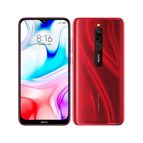 "Xiaomi Redmi 8 - 6.22"" inch - 3GB RAM - 32GB ROM - 12MP+2MP Dual Camera - 4G - 5000 mAh Battery By Redmi"