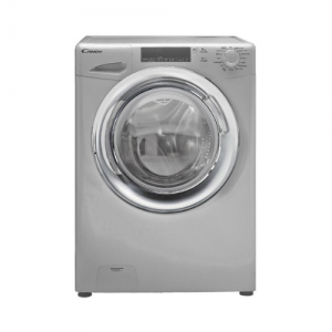 FRONT LOAD CANDY 9KG WASHER, SILVER- CW/102 photo
