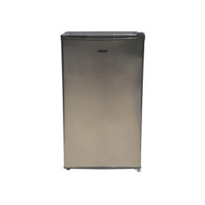MIKA Refrigerator, 92L, Direct Cool, Single Door, Dark Silver photo