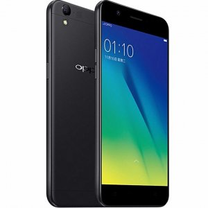 OPPO A37 - 16GB - 2GB - 8MP Camera - Dual SIM - 4G - Black photo