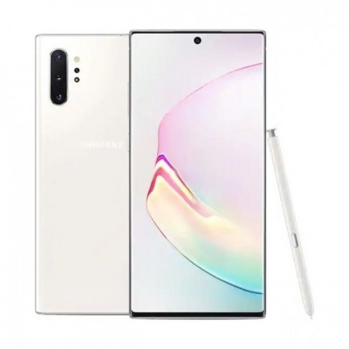 "Samsung Galaxy Note 10 Plus -  6.8"" inch - 12GB RAM - 256GB ROM - 12MP+12MP+16MP+TOF Quad Camera - 4G - 4300 mAh By Samsung"