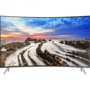 Samsung 65 inch  HDR UHD Smart Curved LED TV UA65MU8500K photo