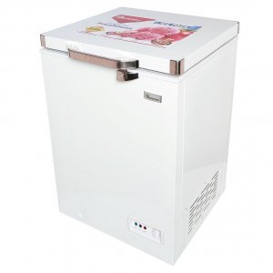 93 LITERS ALUMINIUM INTERIOR CHEST FREEZER- CF/230 photo