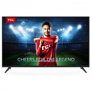 TCL 55 inch HDR 4K UHD Smart Multi-System LED TV LED55P6500US photo