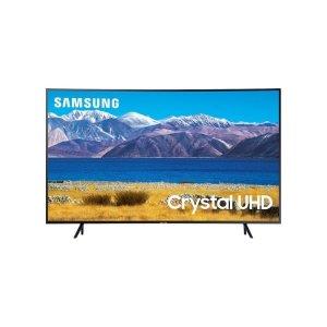 UA55TU8300AU - Samsung  55 Inch  HDR 4K Crystal UHD Smart Curved LED TV - 55TU83000 photo