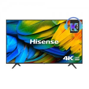 Hisense 50 Inch 4K Android Smart Tv 50B7KEN  Series 8 photo