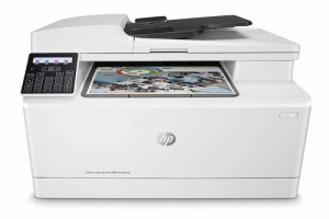 HP Color Laserjet Pro M181FW Network and Wireless Printer photo