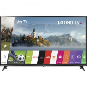 LG 55 inch Smart 4K Ultra HD HDR LED TV 55UJ630V/55UJ634V Free Delivery photo