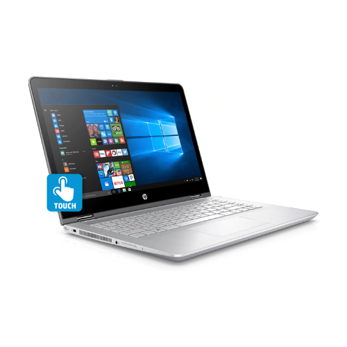 HP PAVILION X360 15-CR0083CL Core I7-8550u /1TB+16GB SSD/ 8GB RAM/4GB  AMD 530 GRAPHICS/15.6' FHD TOUCH  By HP