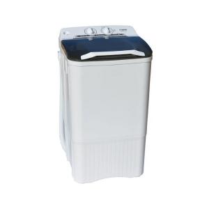 MIKA Washing Machine, Semi-Automatic Top Load, Single Tub, 6Kg, White & Grey -MWSTS2106 photo