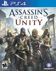 Assassin's Creed Unity for PlayStation 4 photo