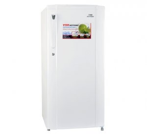 VON HOTPOINT HRD-231W SINGLE DOOR FRIDGE 190L LVS – WHITE photo